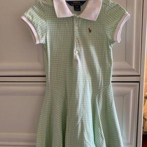 Ralph Lauren polo dress 4t